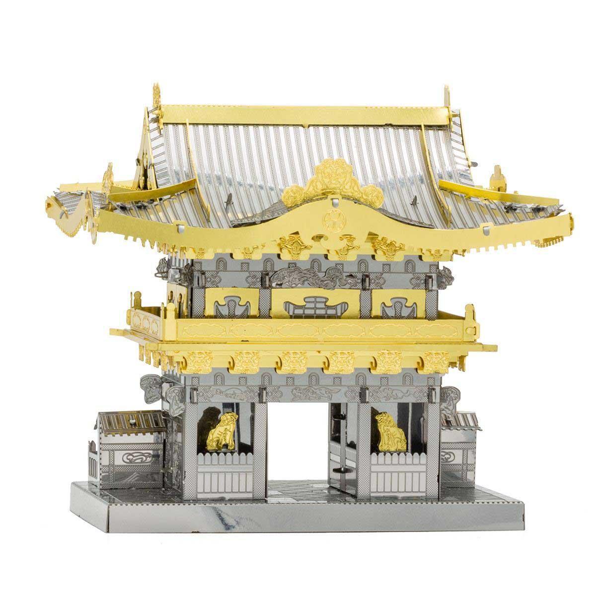 Yomei Gate Landmarks / Monuments Metal Puzzles