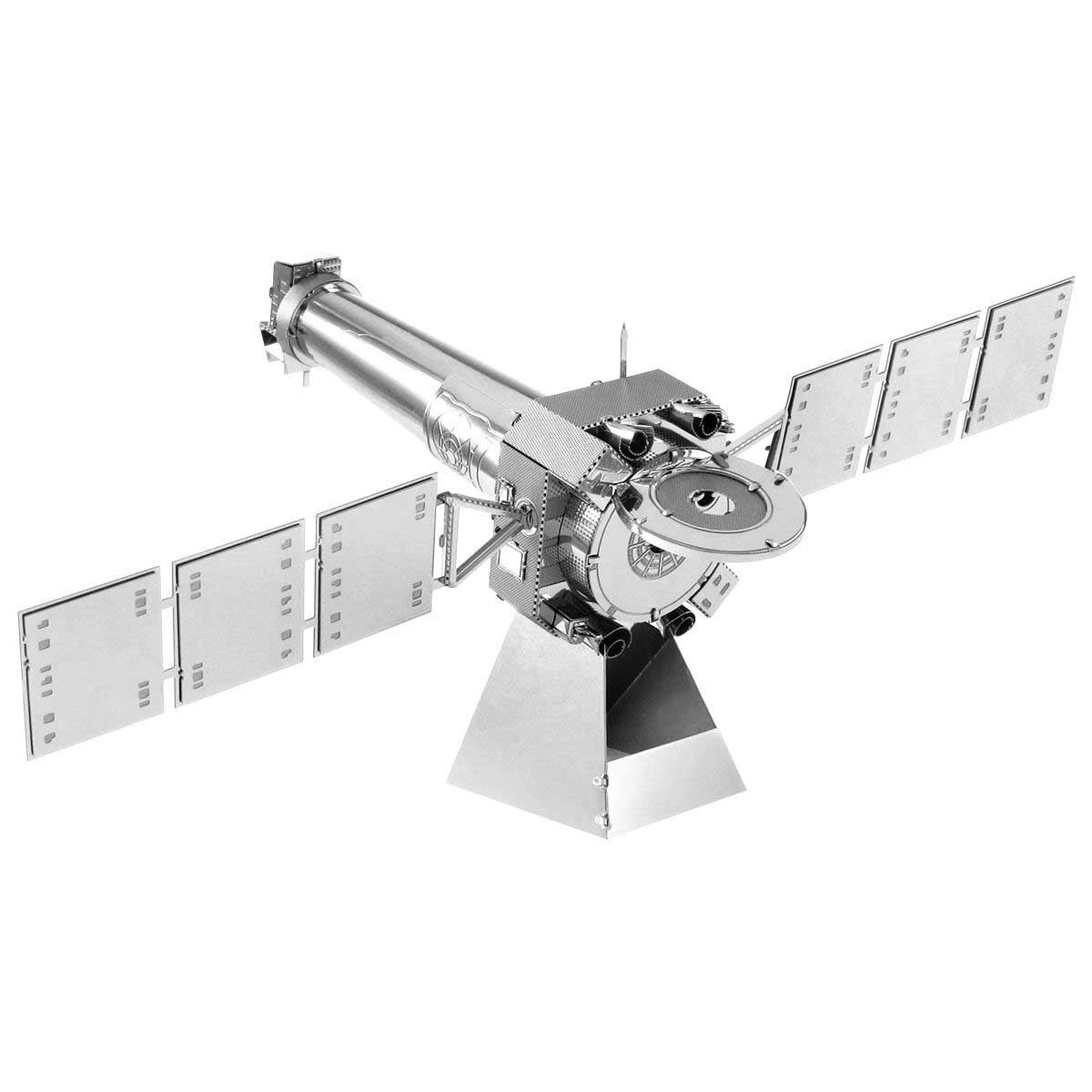 Chandra X-ray Observatory Space Metal Puzzles
