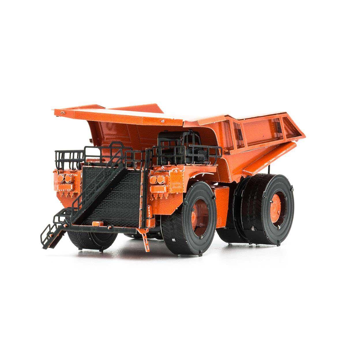 Mining Truck Construction Metal Puzzles