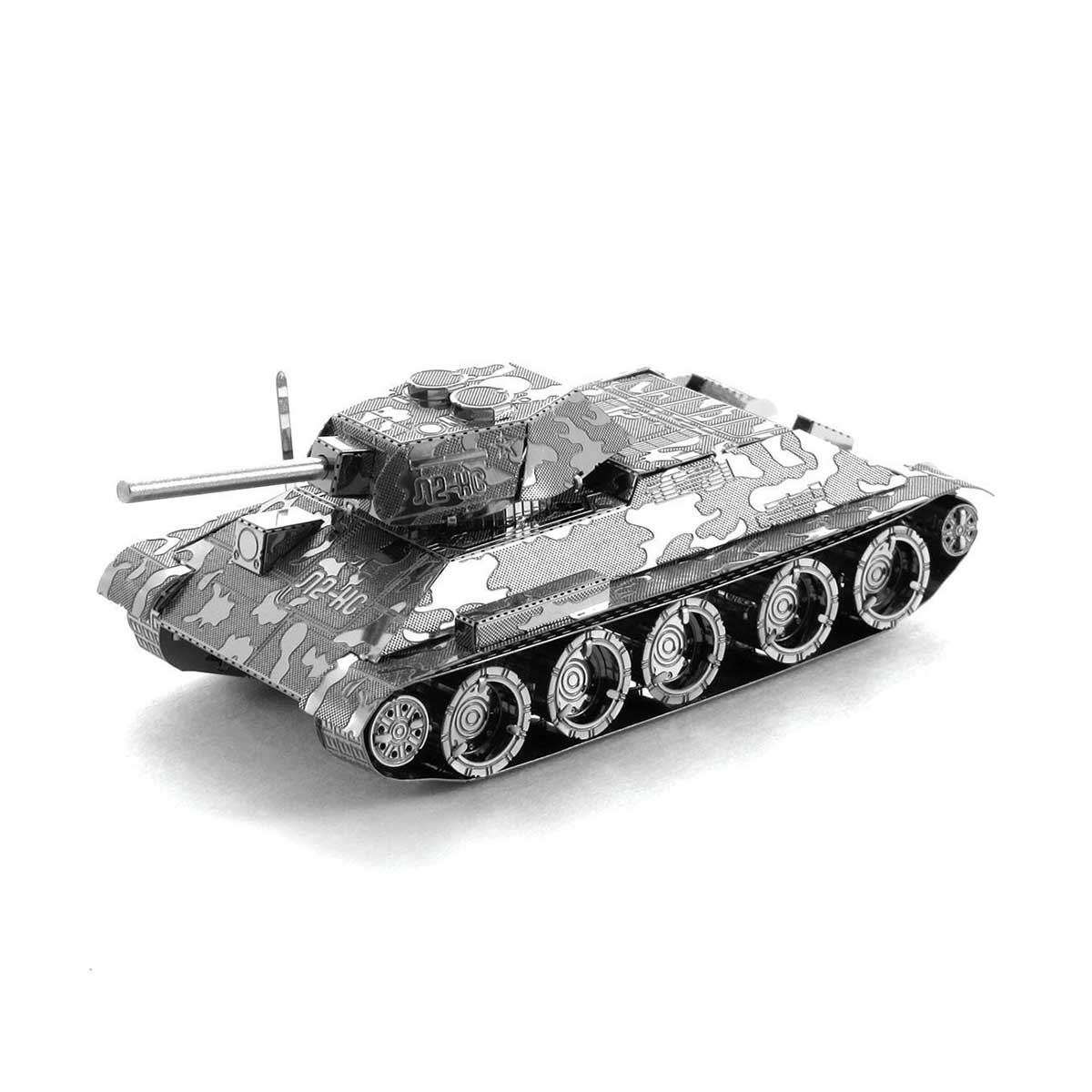 T-34 Tank History Metal Puzzles