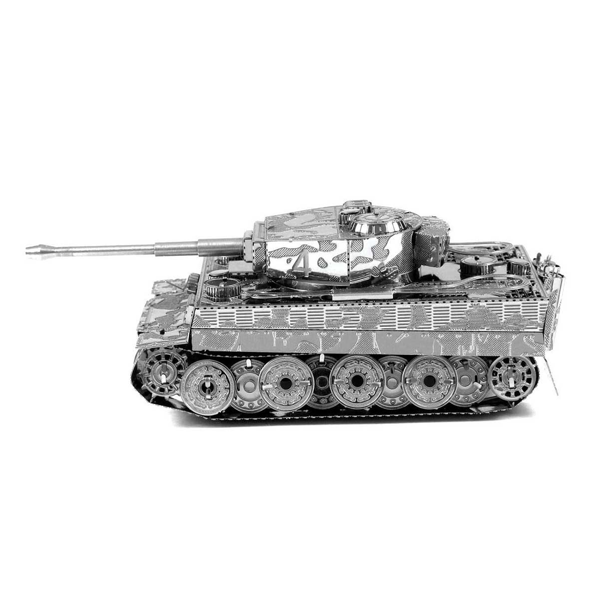 Tiger I Tank Military / Warfare Metal Puzzles