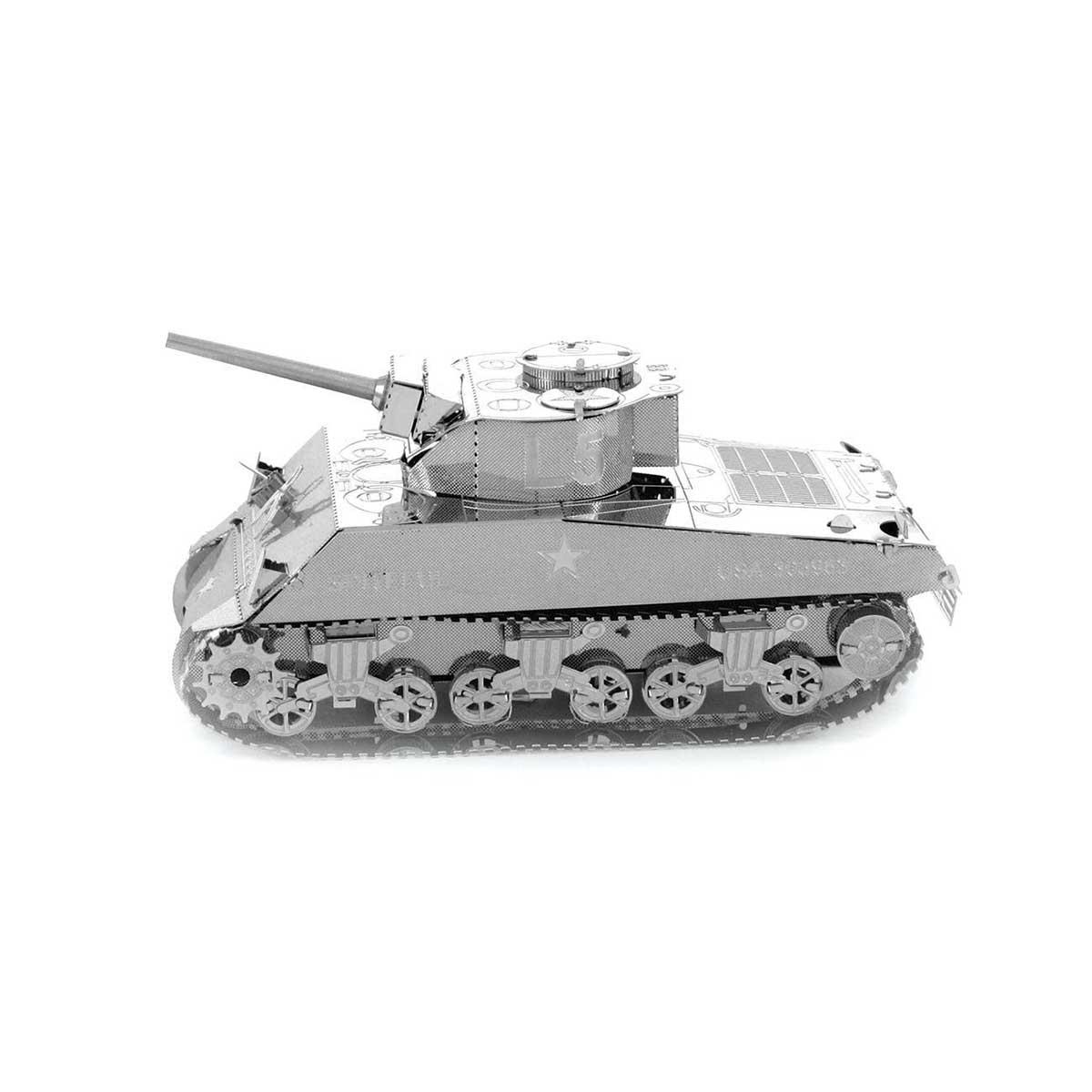 Sherman Tank Military / Warfare Metal Puzzles