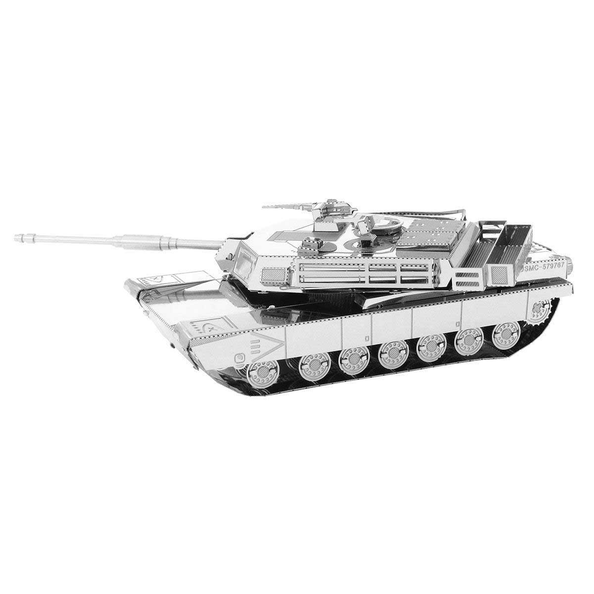 M1 Abrams Tank Military / Warfare Metal Puzzles