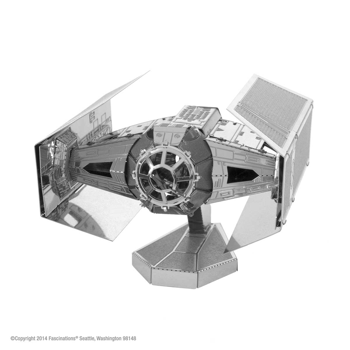 Darth Vader's TIE Fighter Space 3D Puzzle