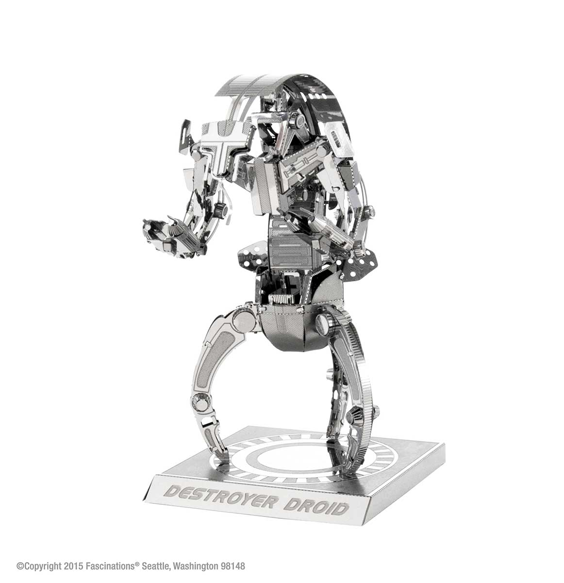 Destroyer Droid Movies / Books / TV Metal Puzzles