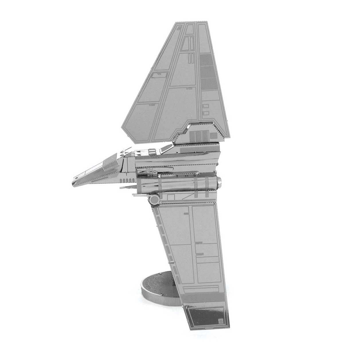 Imperial Shuttle Space Metal Puzzles