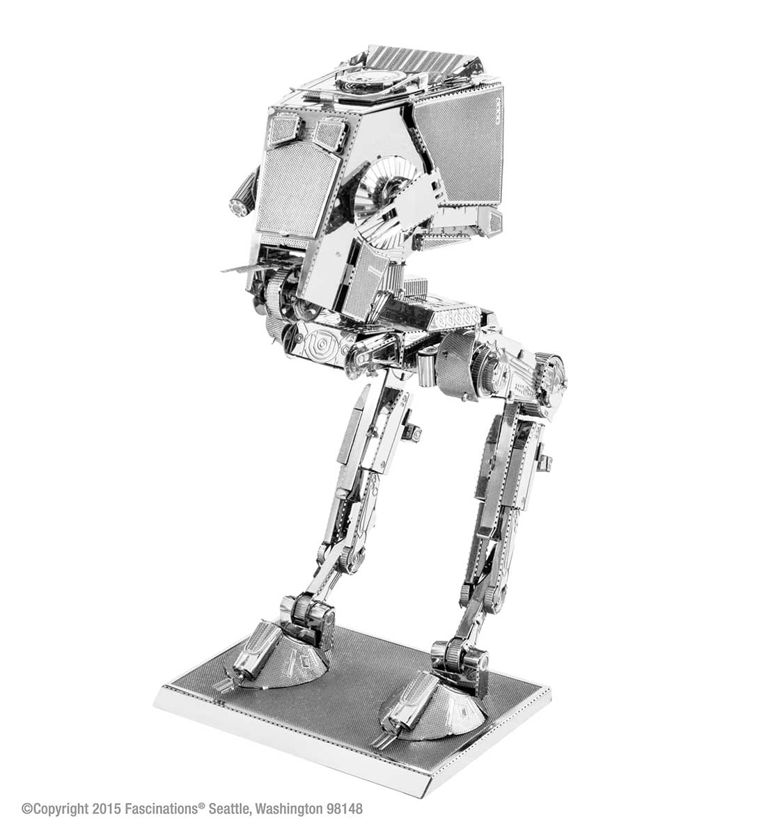AT-ST Movies / Books / TV Metal Puzzles