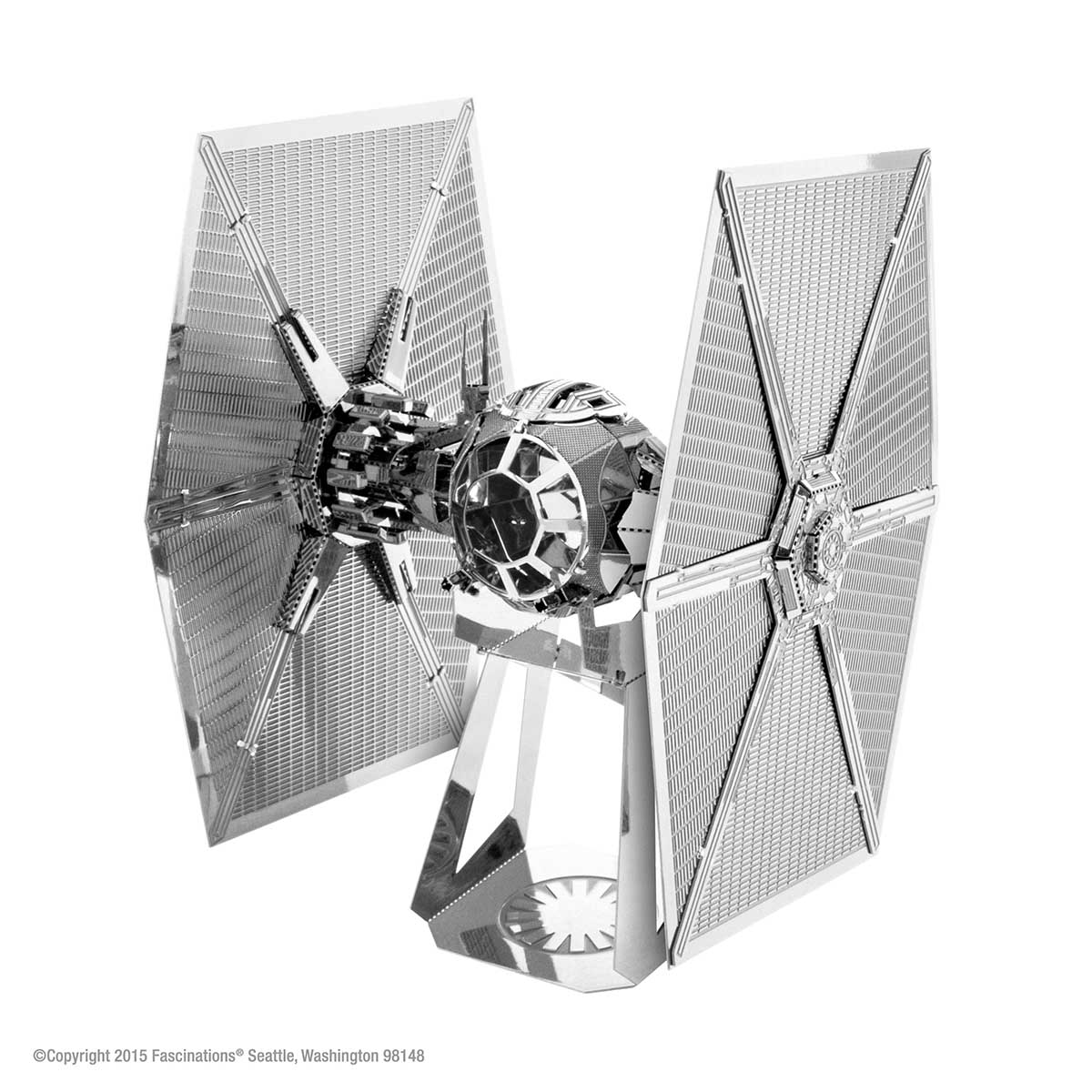 Special Forces TIE Fighter Space Metal Puzzles
