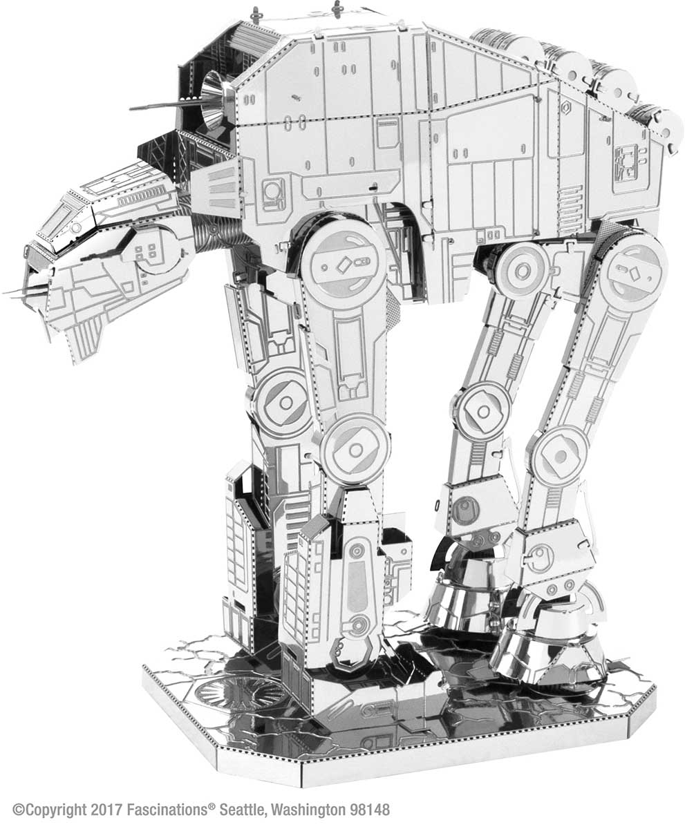 AT-M6 Heavy Assault Walker Movies / Books / TV 3D Puzzle