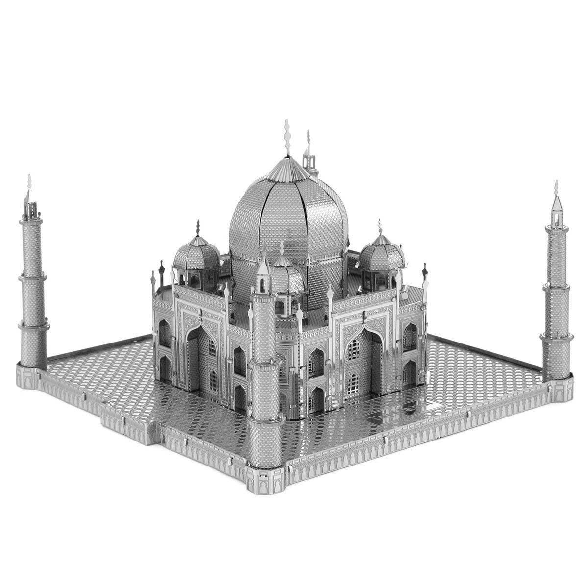 Taj Mahal Taj Mahal Metal Puzzles
