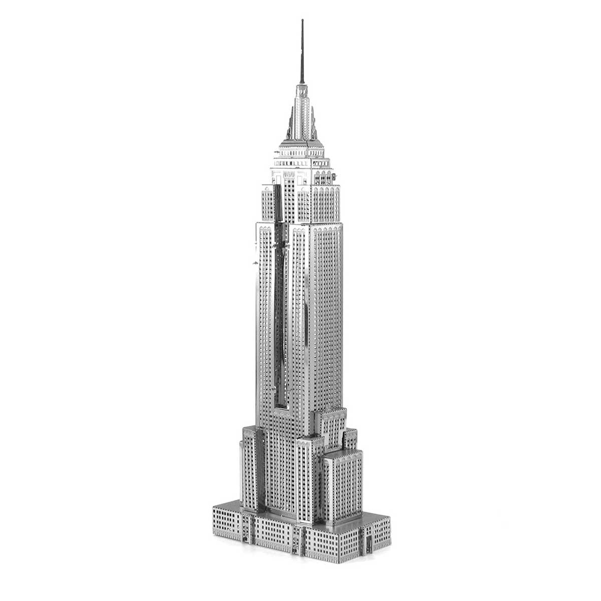 Empire State building New York Metal Puzzles
