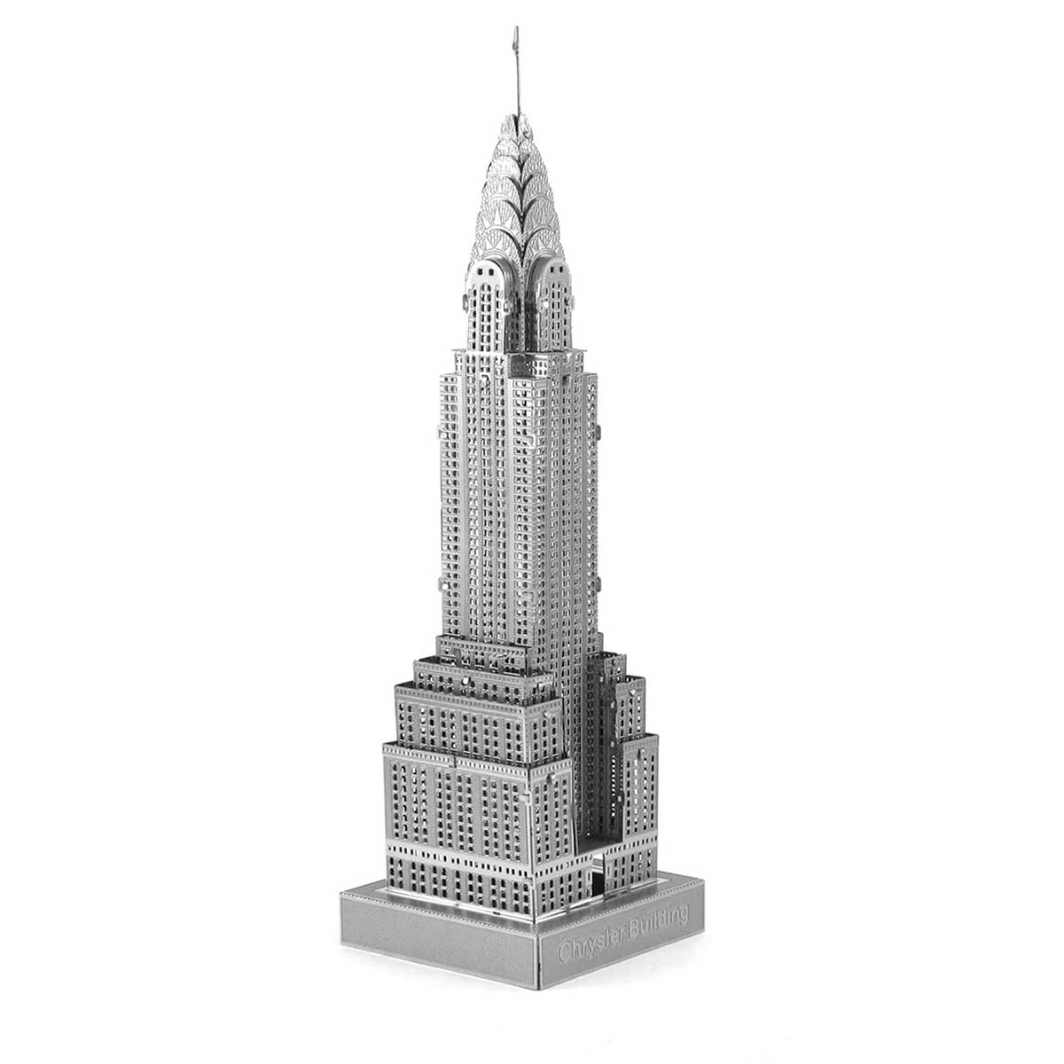 Chrysler building Landmarks / Monuments Metal Puzzles