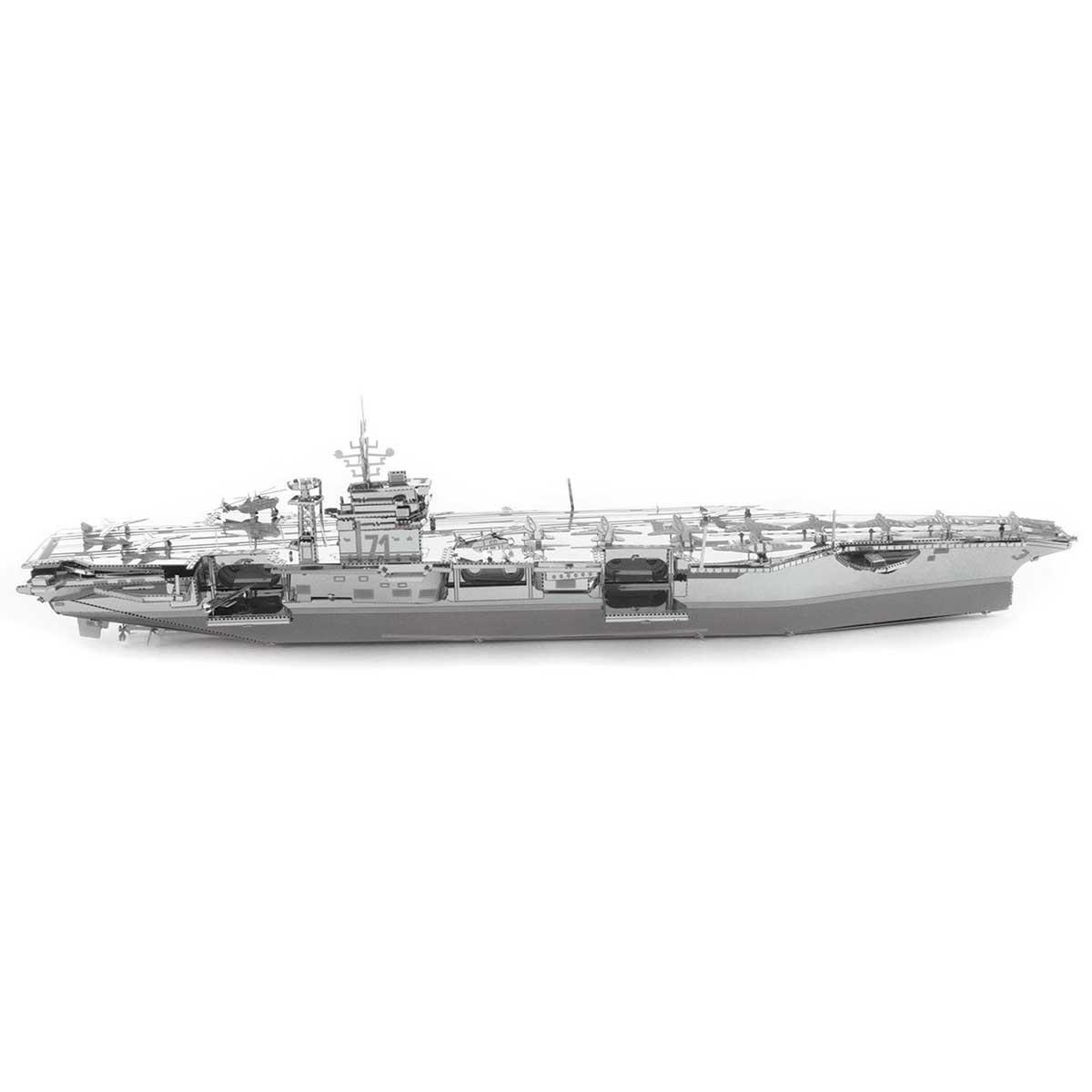 USS Theodore Roosevelt CVN-71 Boats Metal Puzzles