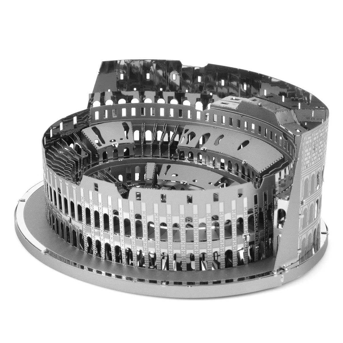 Roman Colosseum Ruin Colosseum Metal Puzzles