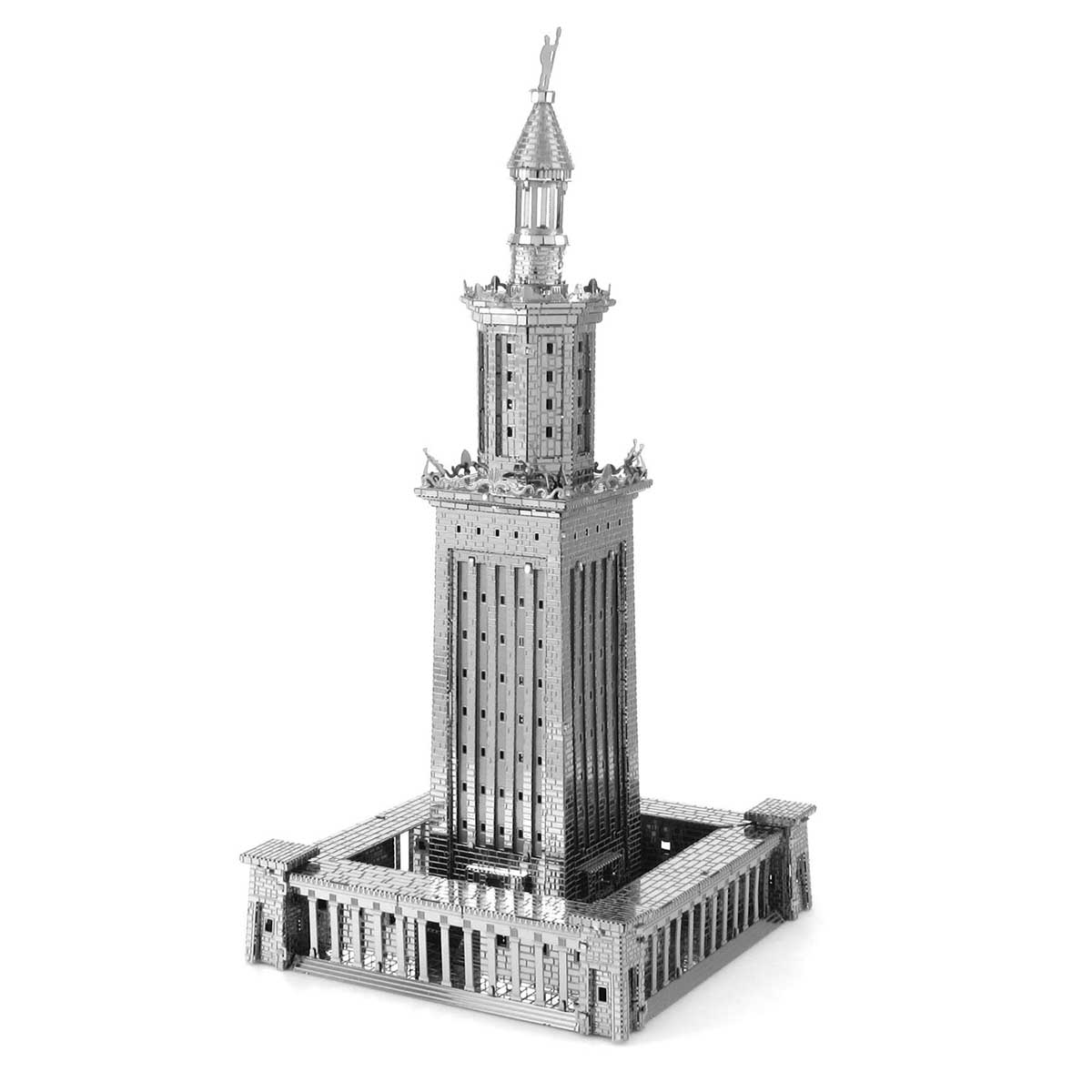 Lighthouse of Alexandria Lighthouses Metal Puzzles