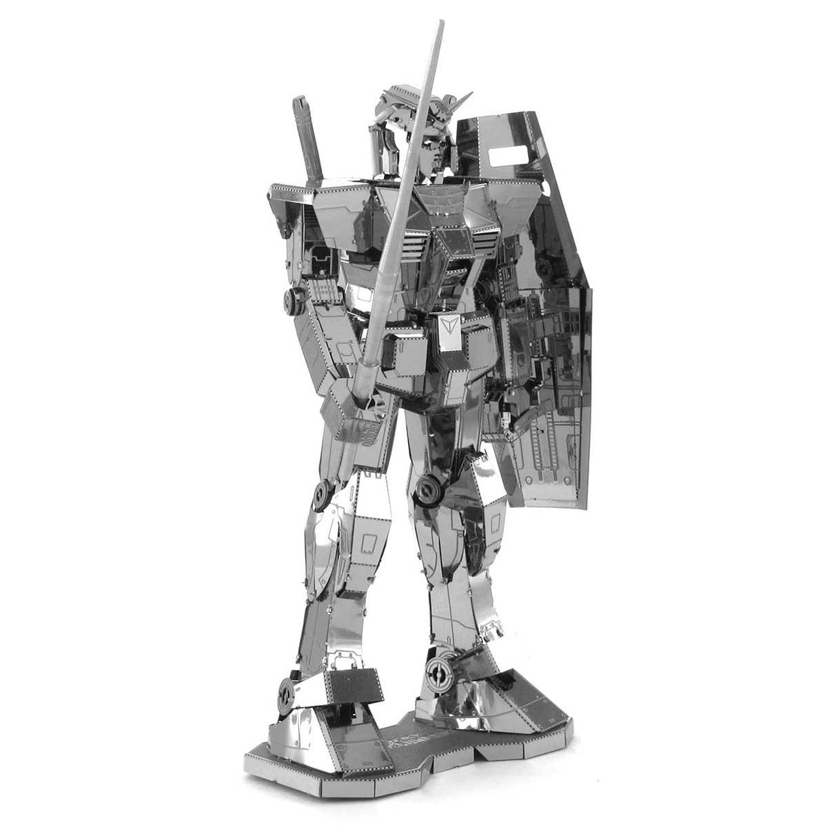 Gundam Cartoons Metal Puzzles