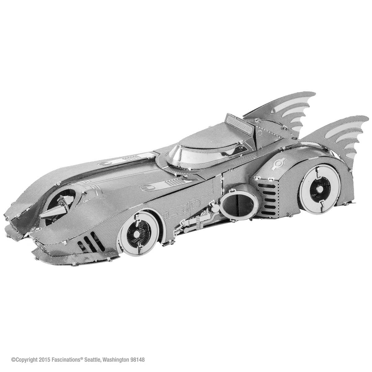 1989 Batmobile Vehicles 3D Puzzle