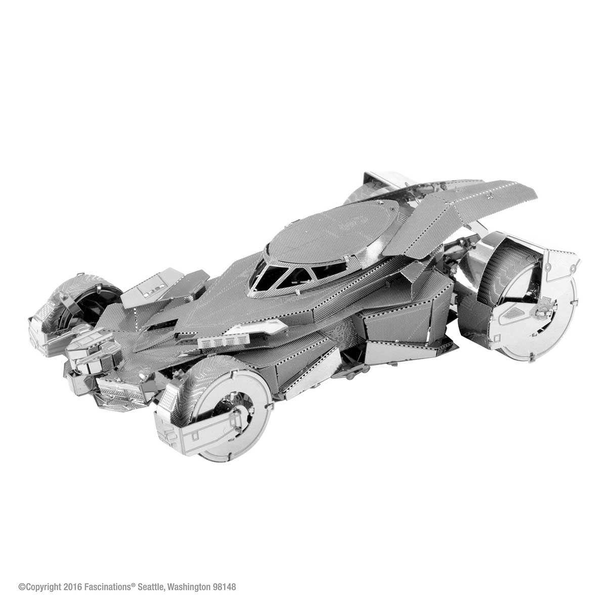 Batmobile Vehicles 3D Puzzle