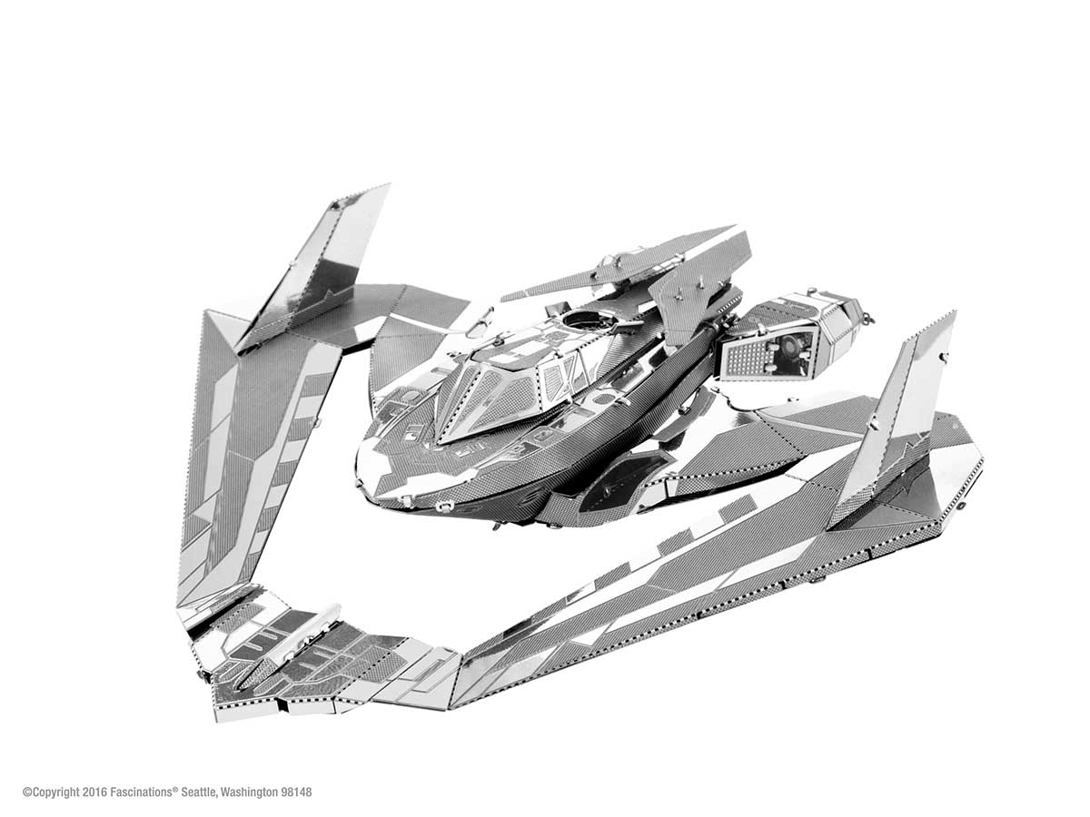 Batwing Vehicles 3D Puzzle