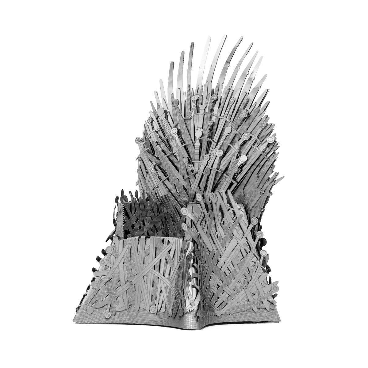 Iron Throne Movies / Books / TV Metal Puzzles
