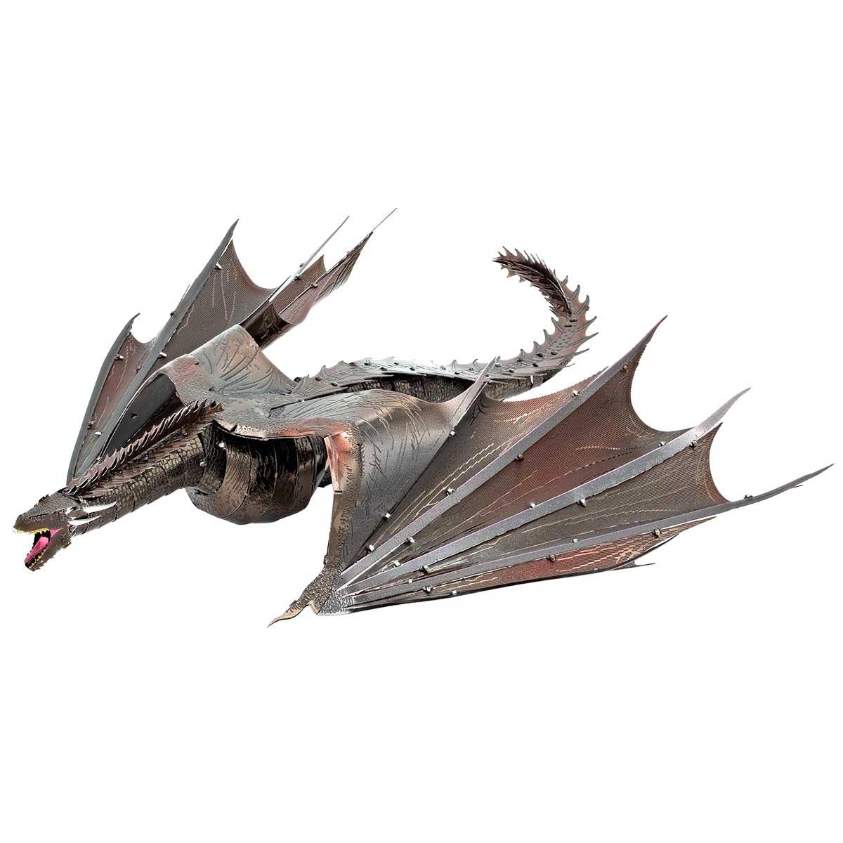 Drogon Dragons Metal Puzzles