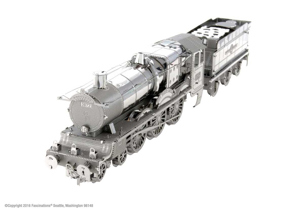 Hogwarts Express Train Harry Potter Metal Puzzles