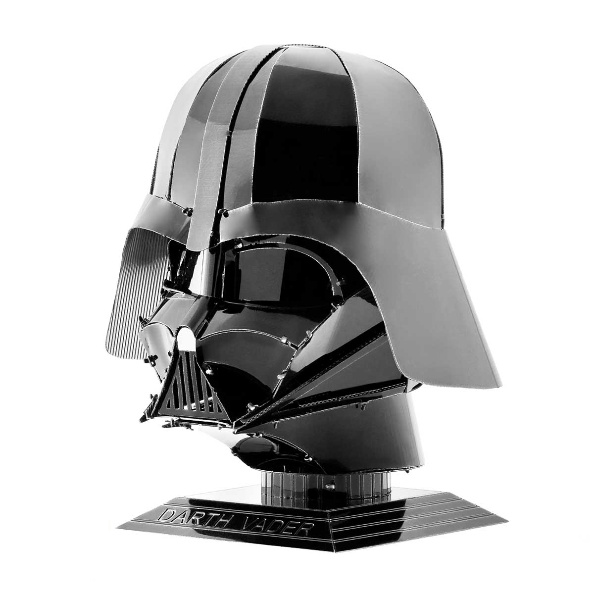 Darth Vader Helmet Movies / Books / TV Metal Puzzles