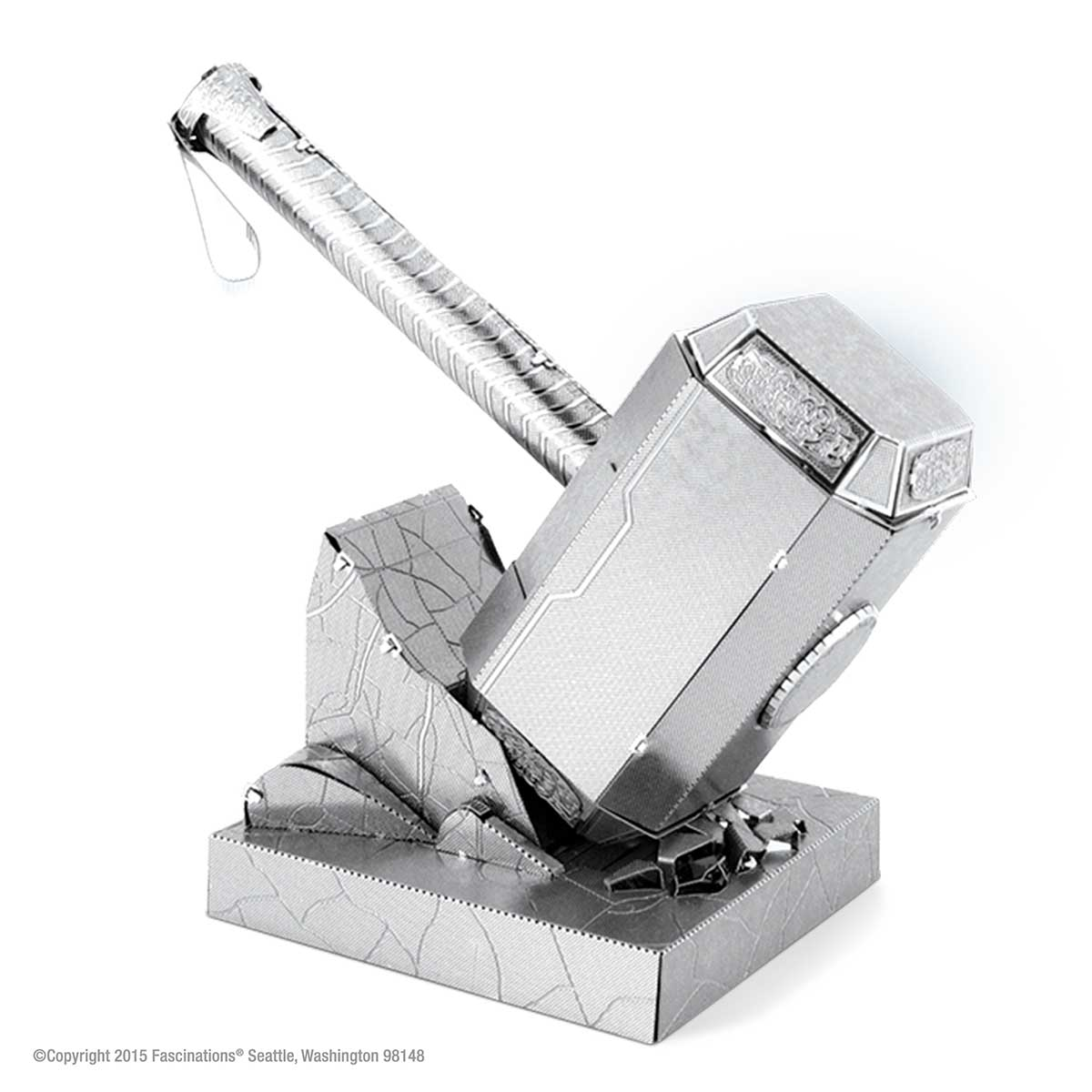 Mjolnir Thor's Hammer Movies / Books / TV 3D Puzzle