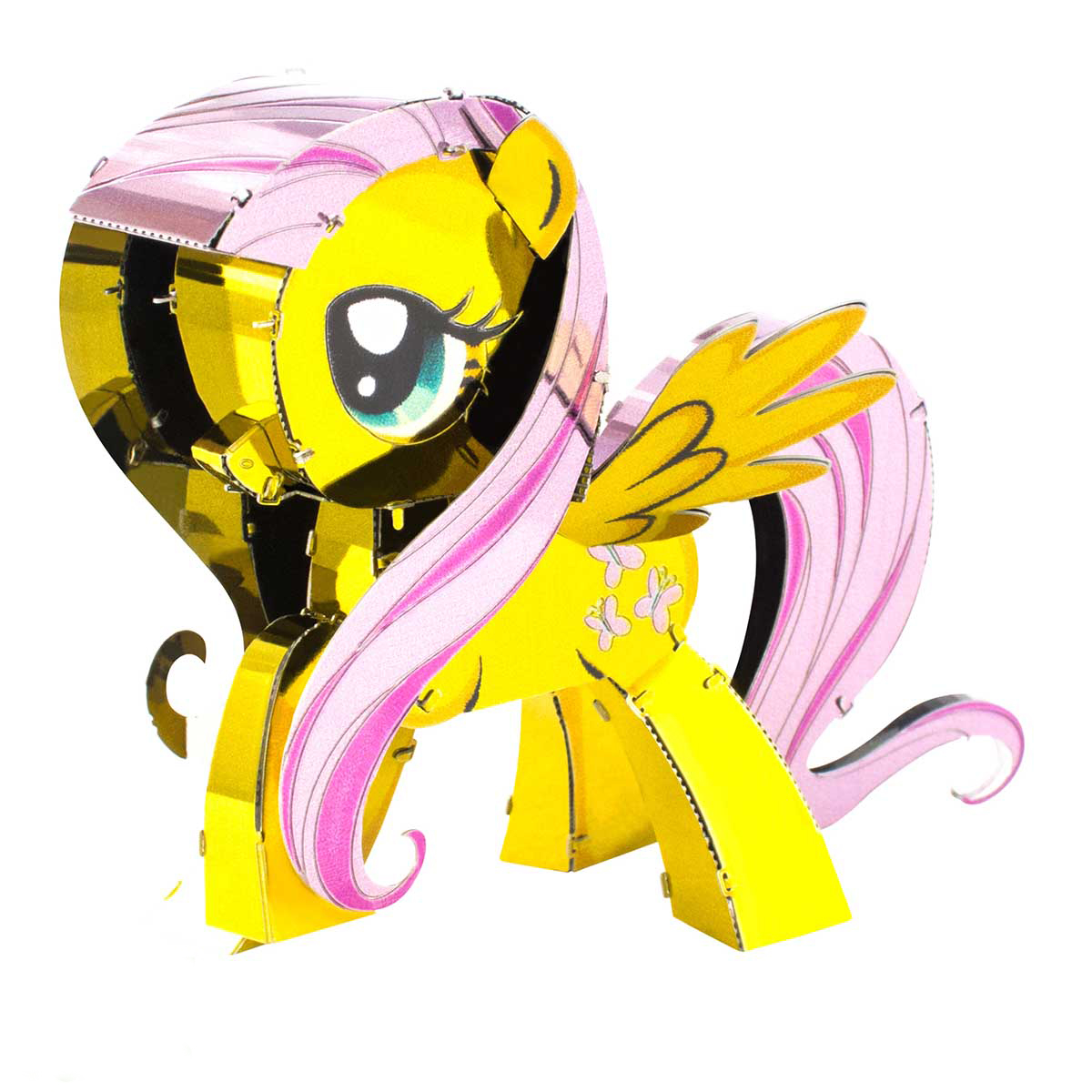Fluttershy Movies / Books / TV Metal Puzzles