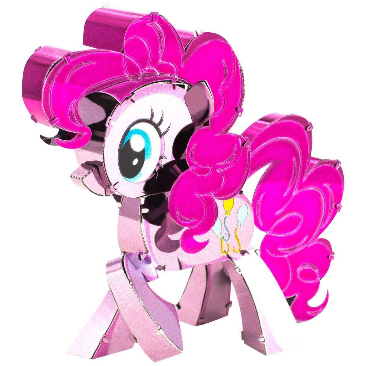 Pinkie Pie Horses Metal Puzzles