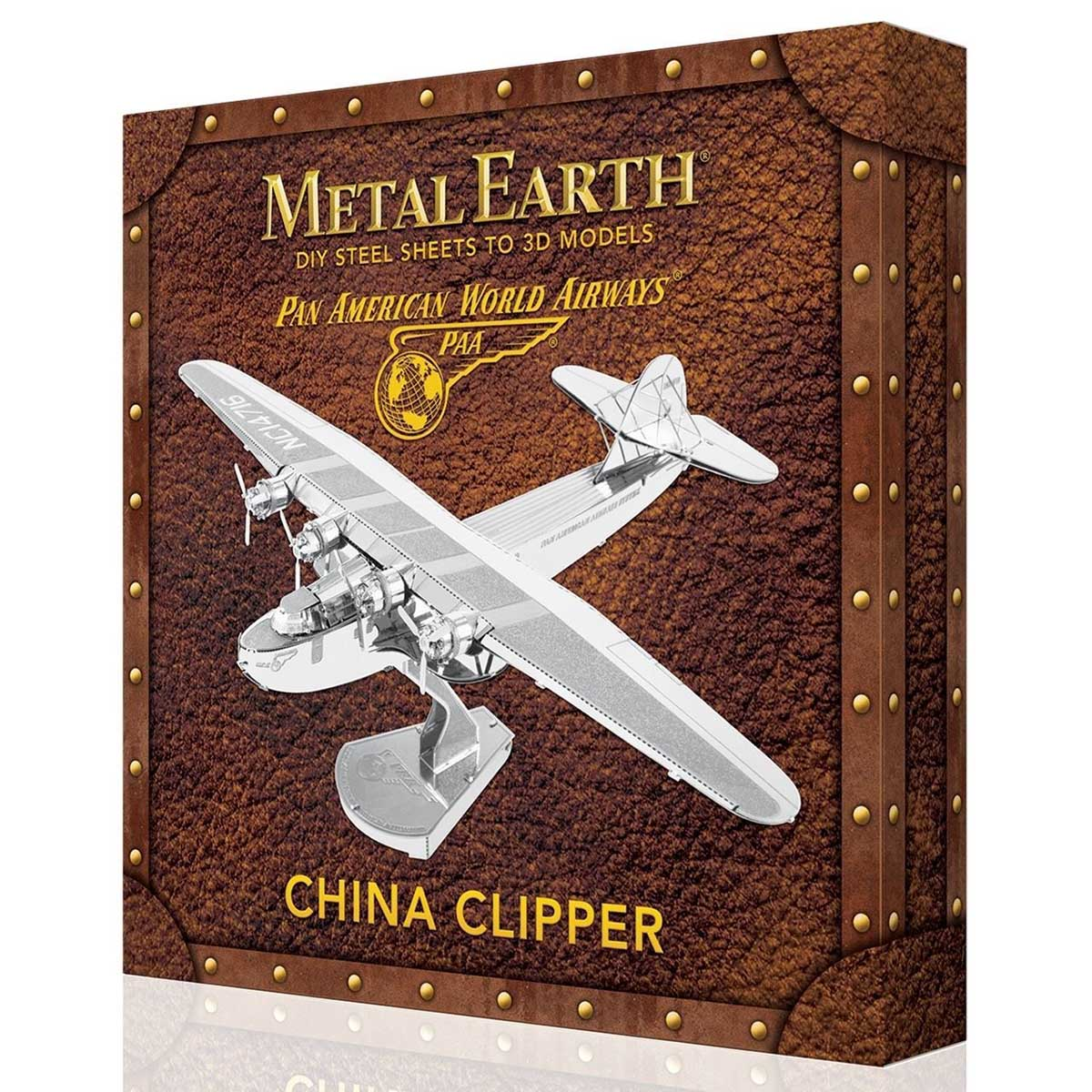 Pan Am China Clipper Planes 3D Puzzle