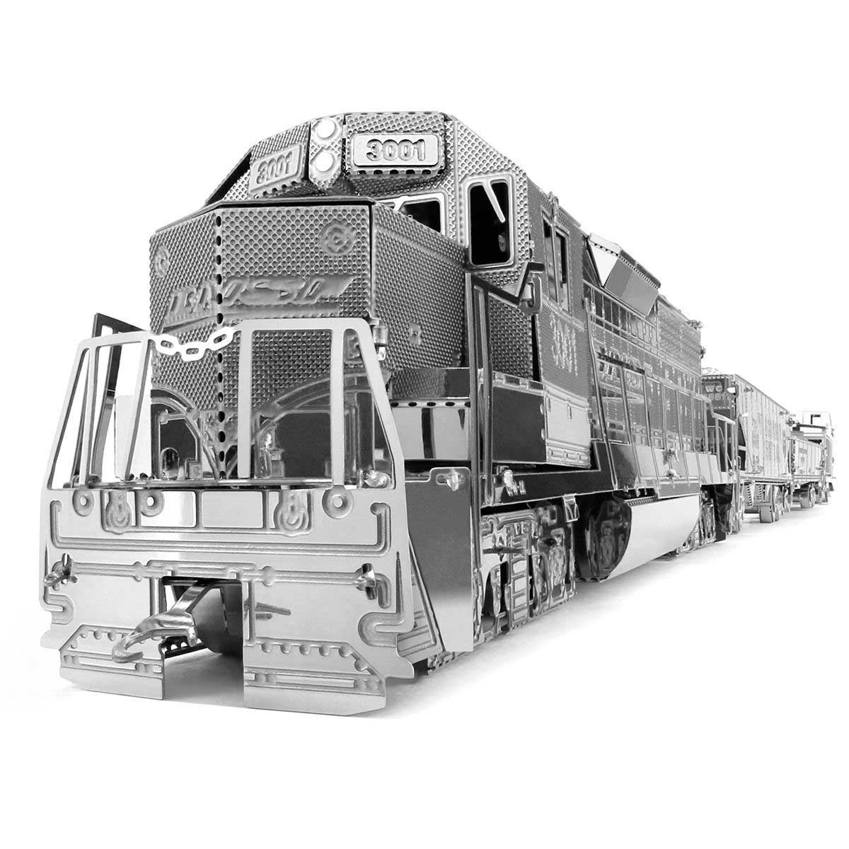 Freight Train Set Trains Metal Puzzles