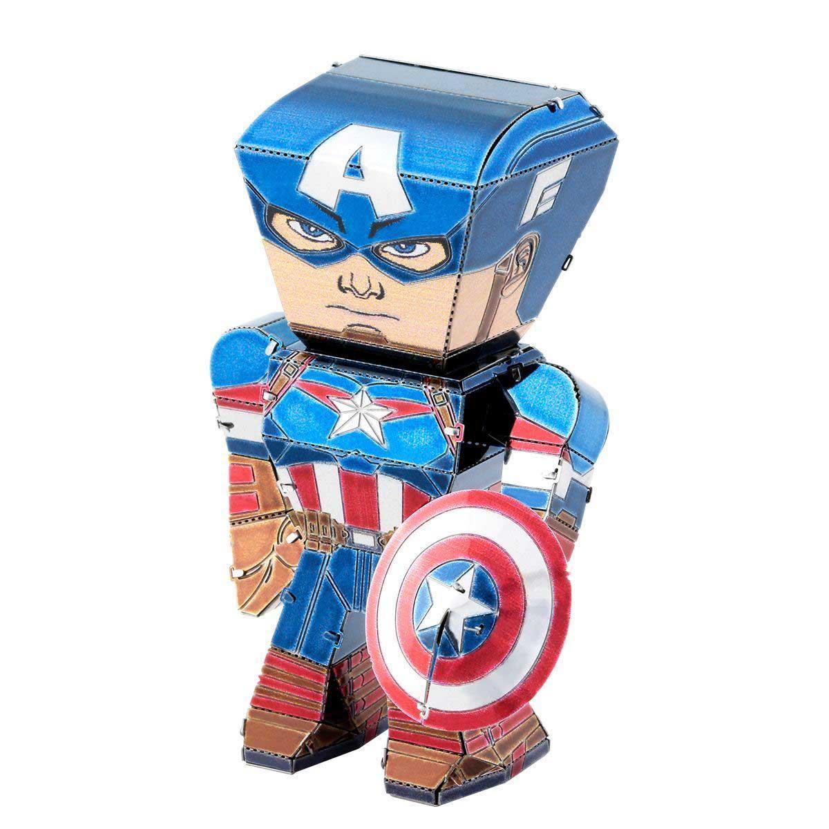 Captain America Movies / Books / TV Metal Puzzles