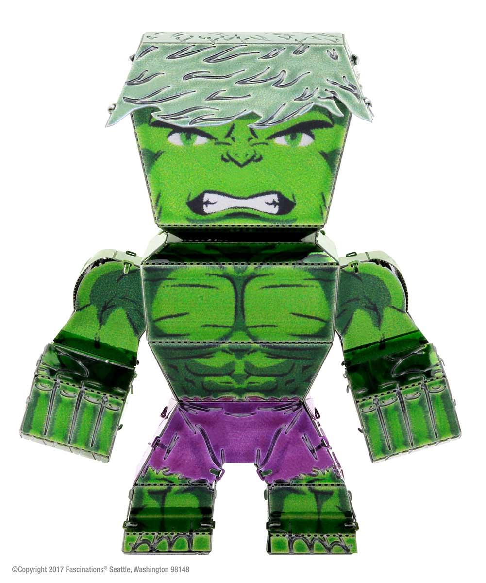Hulk Movies / Books / TV Metal Puzzles