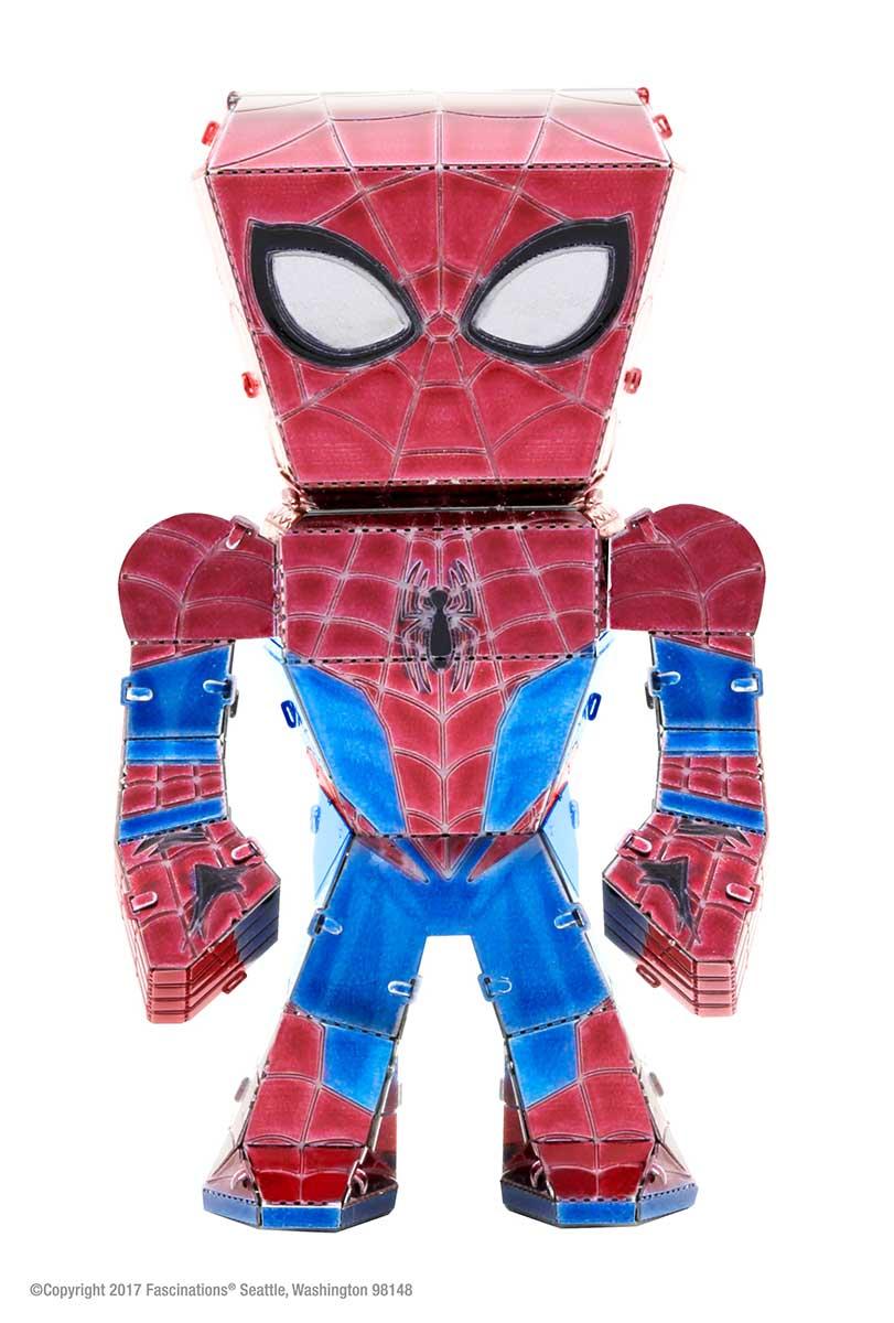 Spider-Man Movies / Books / TV Metal Puzzles