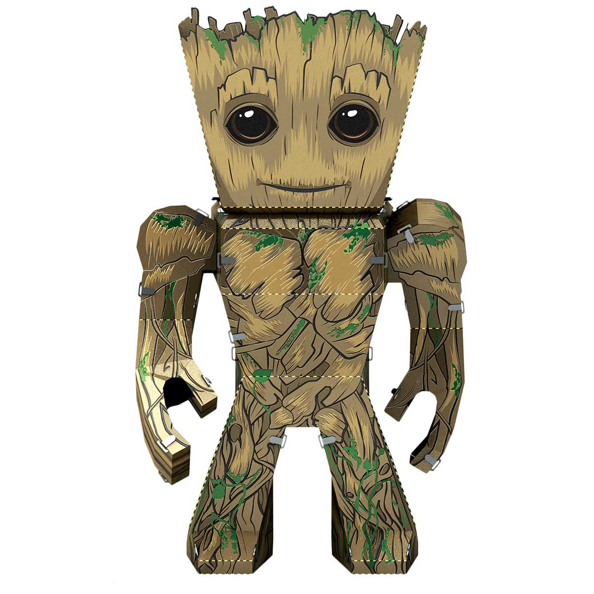 Groot Movies / Books / TV Metal Puzzles