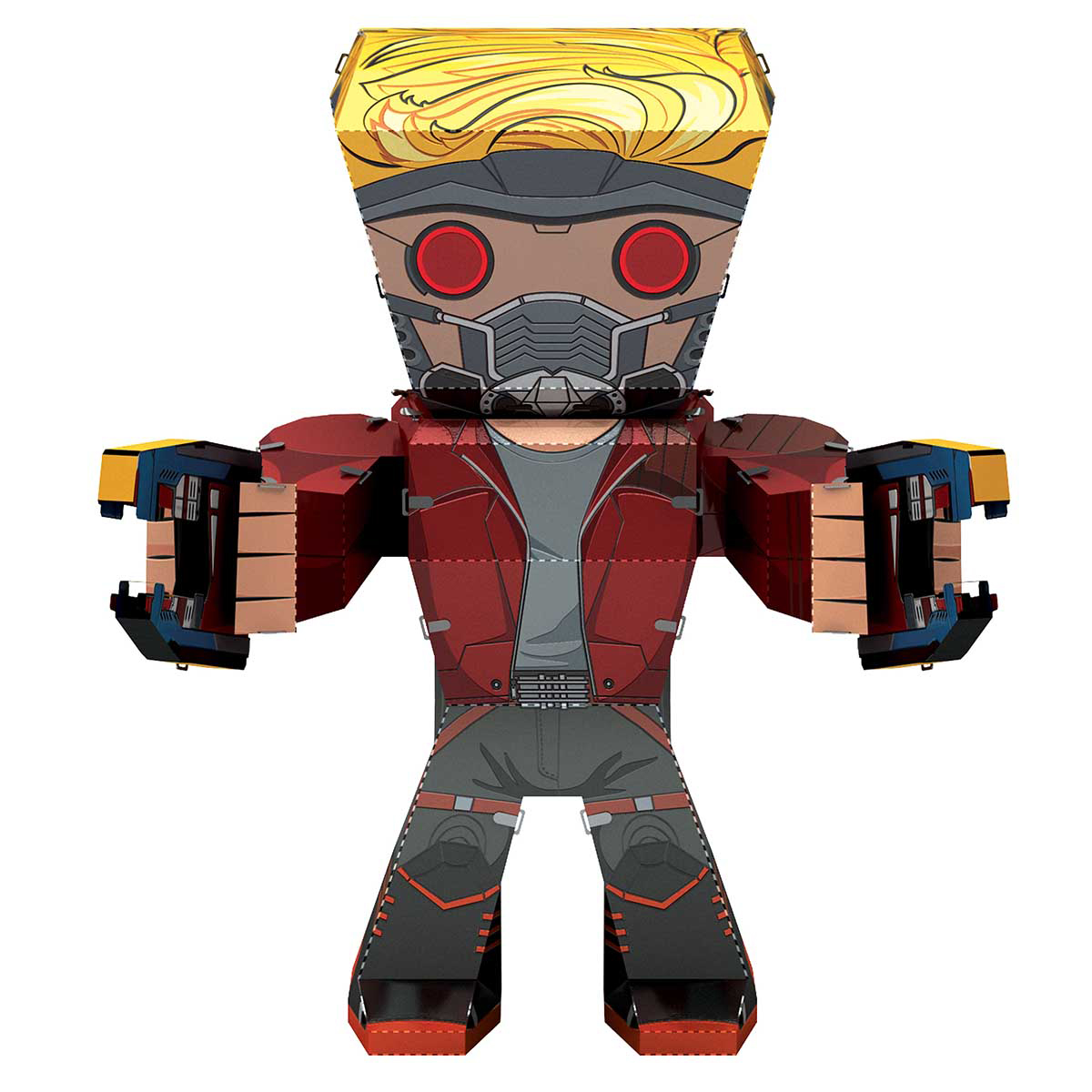 Star-Lord Movies / Books / TV Metal Puzzles