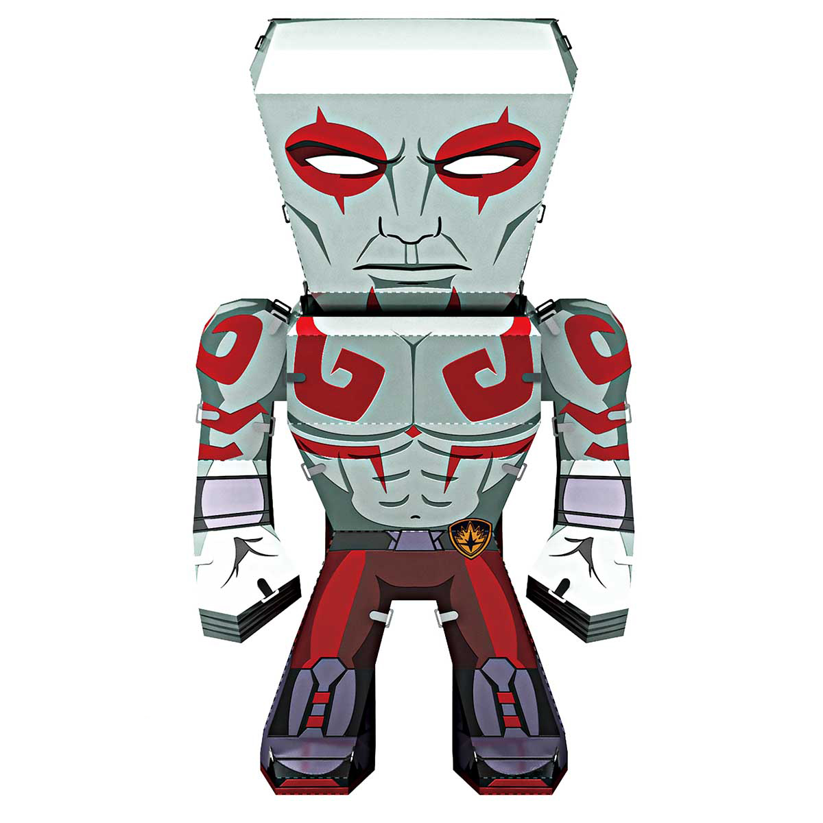 Drax Movies / Books / TV 3D Puzzle