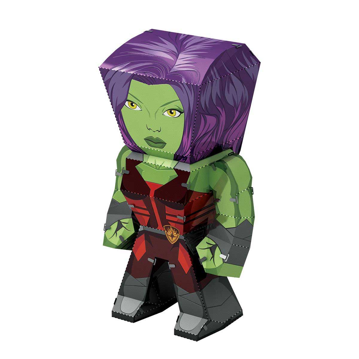 Gamora Movies / Books / TV Metal Puzzles