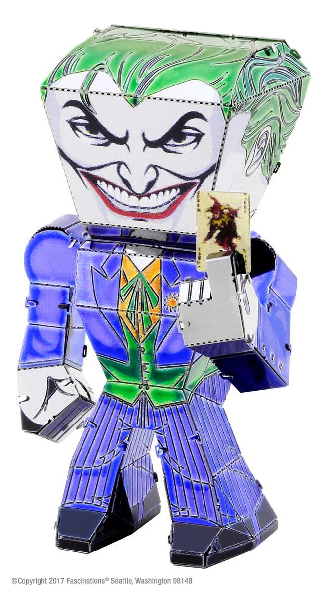 Joker Classic Movies / Books / TV Metal Puzzles