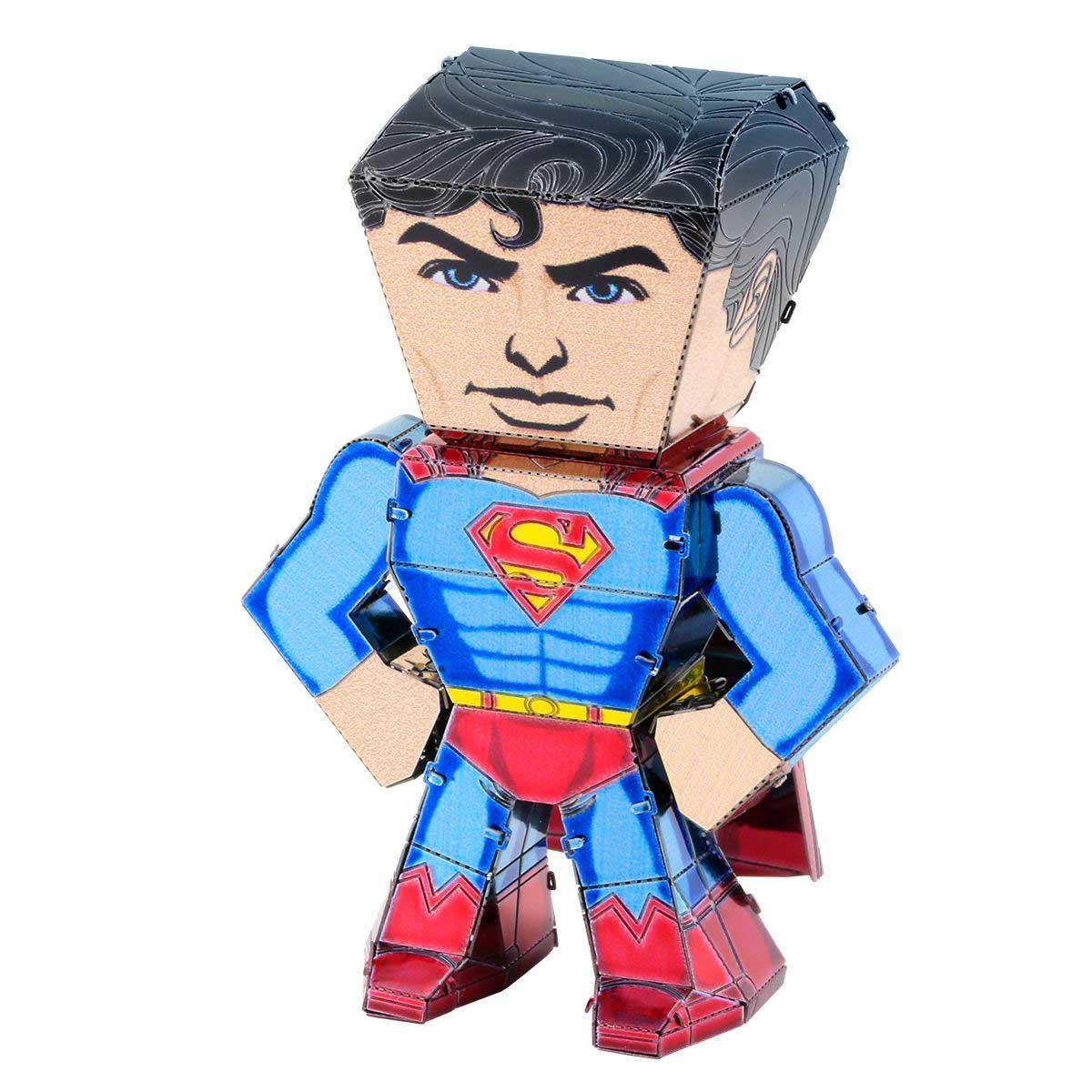 Superman Movies / Books / TV Metal Puzzles