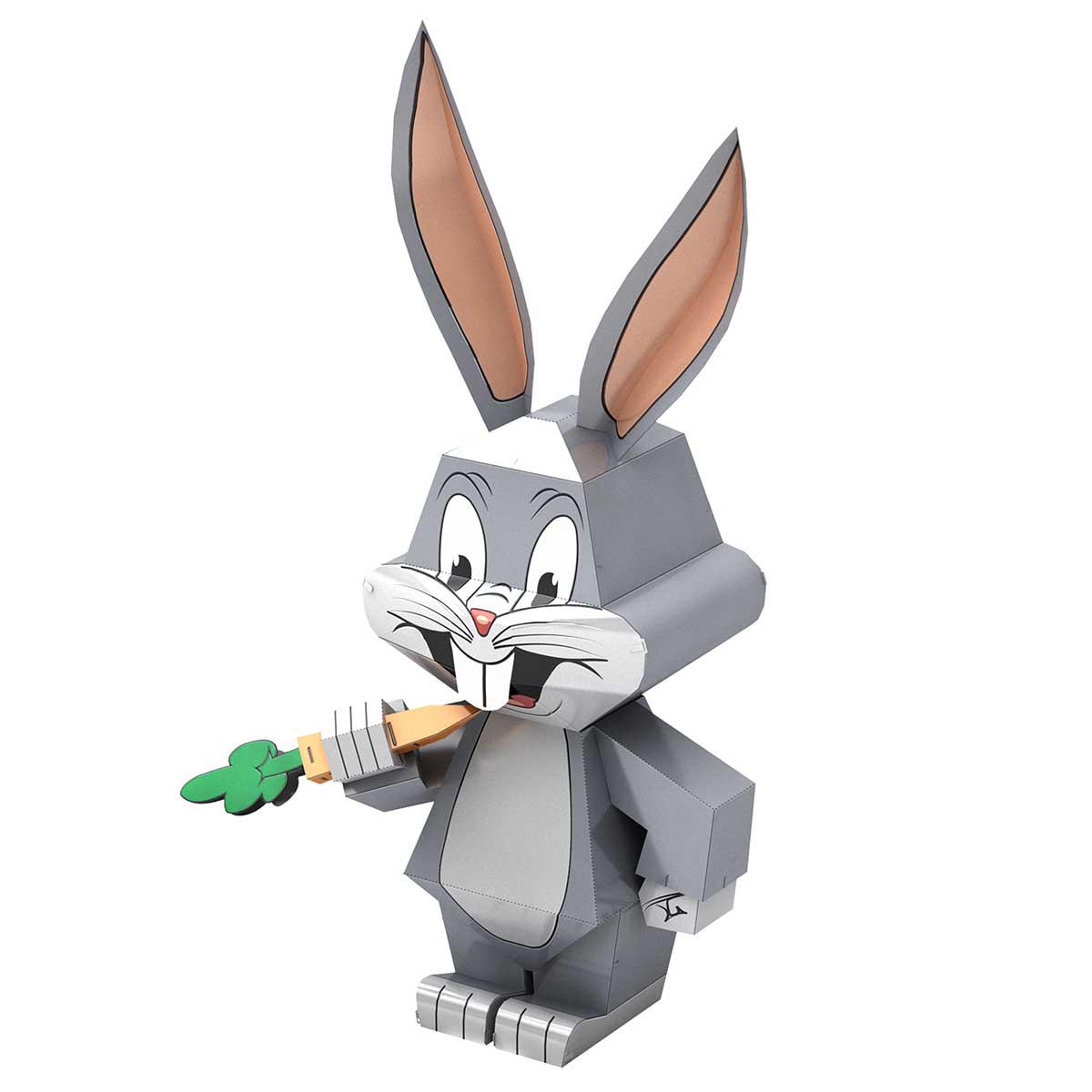 Bugs Bunny Cartoons Metal Puzzles
