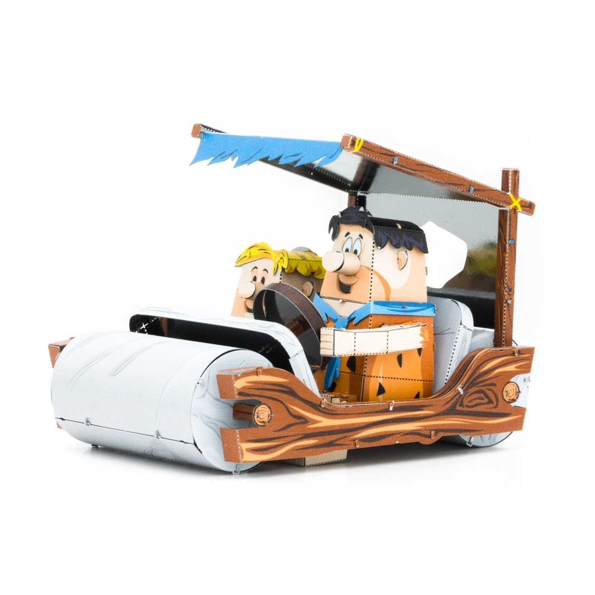 Flintstones Car Cars Metal Puzzles