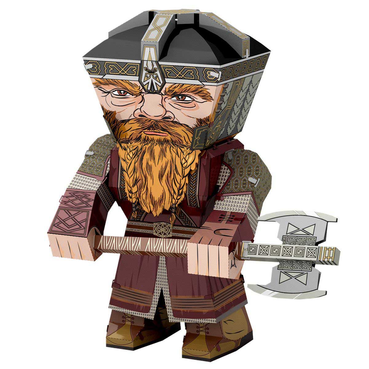 Gimli Movies / Books / TV Metal Puzzles