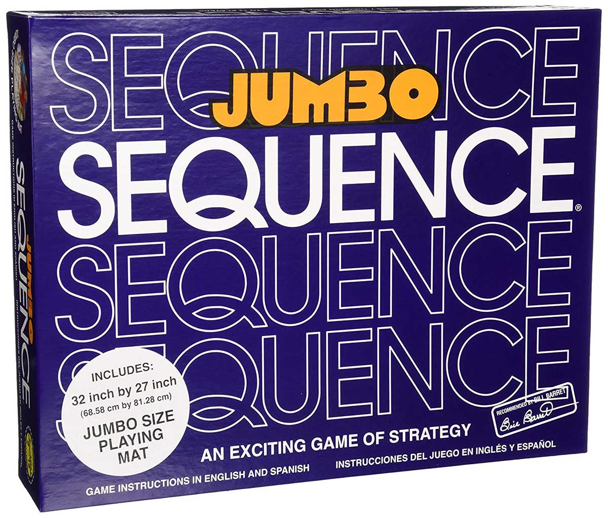 Jumbo Sequence® Box - Scratch and Dent