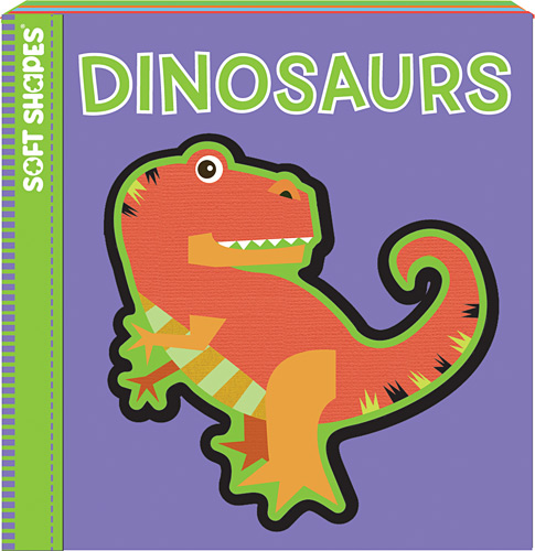 Dinosaurs (Soft Puzzle Book) Dinosaurs Jigsaw Puzzle