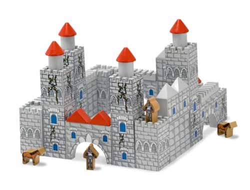 Castle Blocks Castles Toy