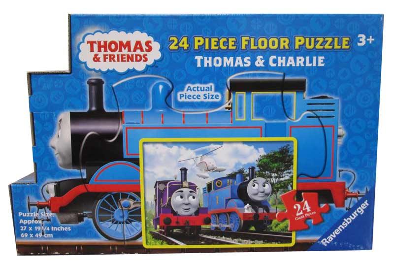Thomas Amp Charlie Floor Puzzle Puzzlewarehouse Com
