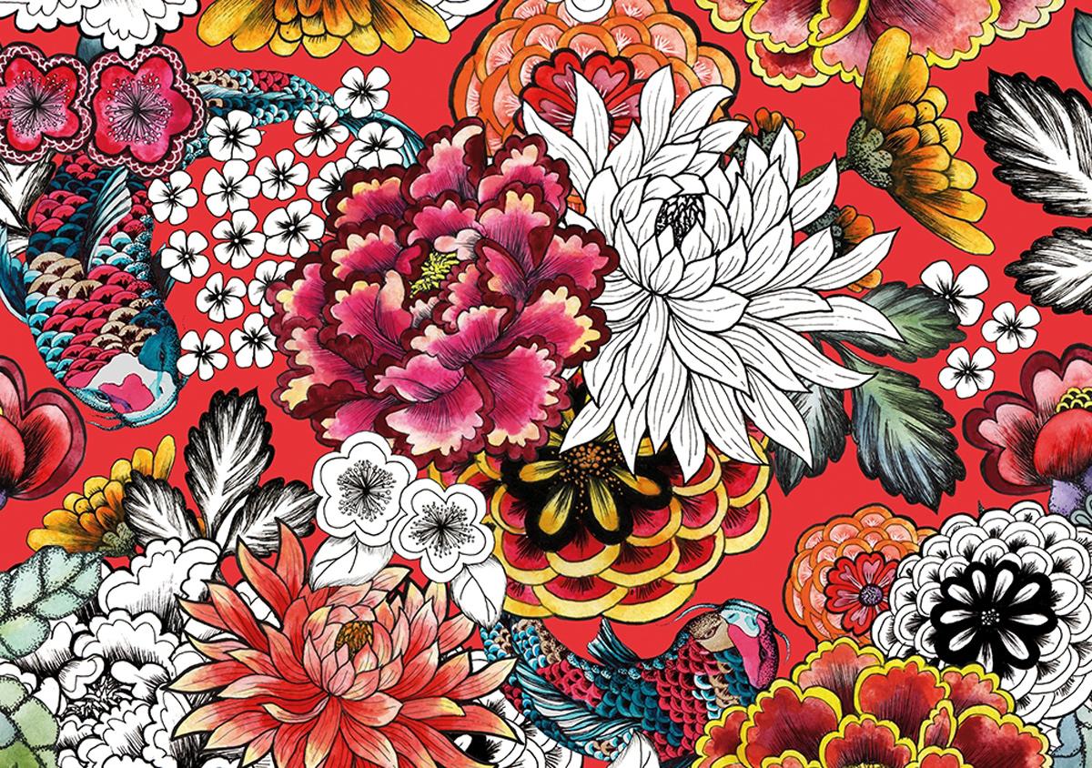 Chrysanthemums Flowers Jigsaw Puzzle