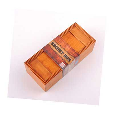 Secret box #1